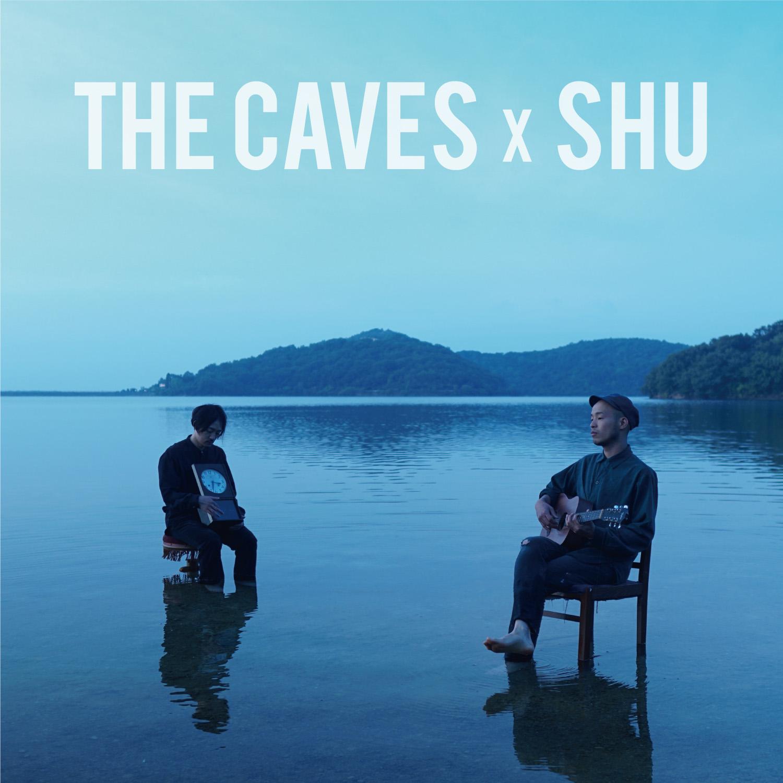 the caves×SHU CD アルバム 「同じ夢をみた」